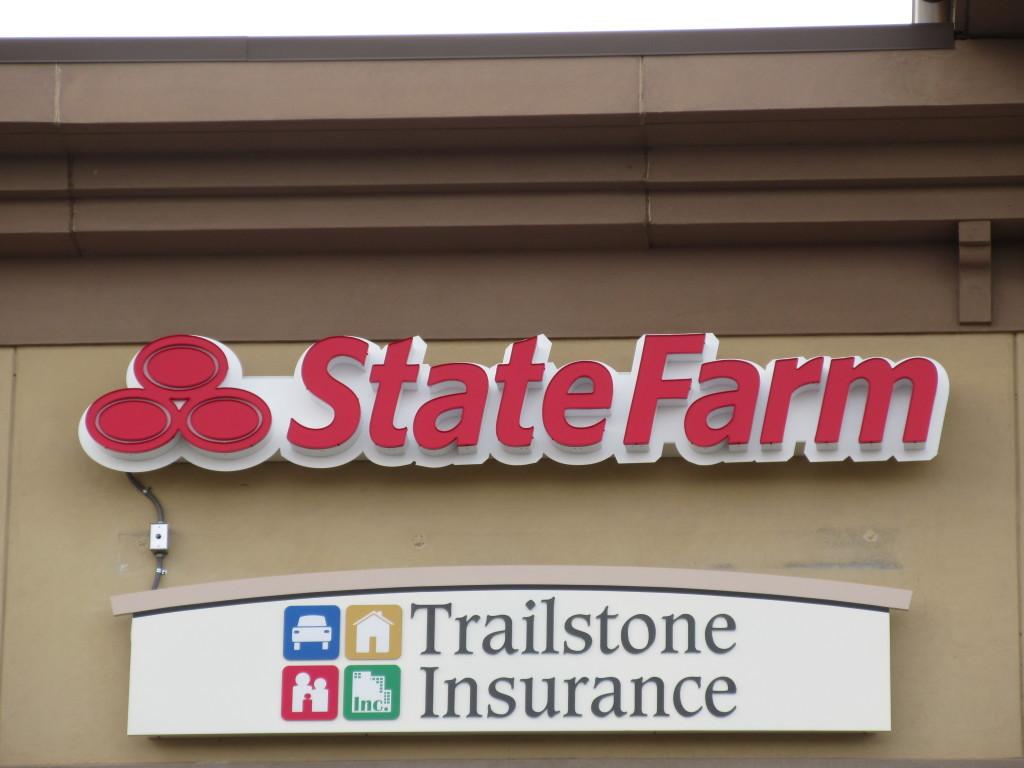 StateFarm Sign