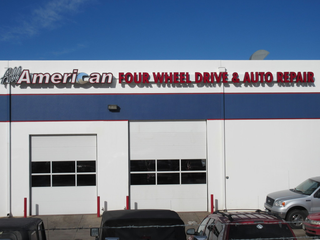 4x4 All American Auto Repair