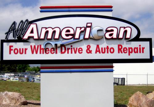 All American 4×4
