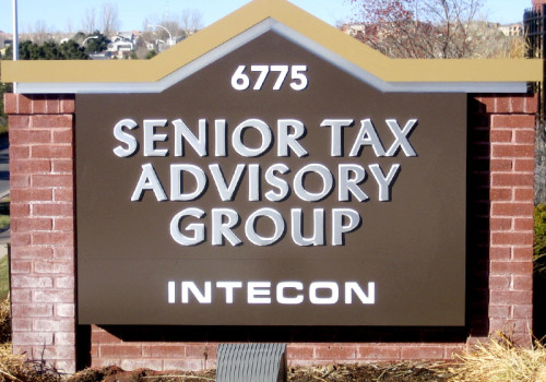 Senior Tax Advisory