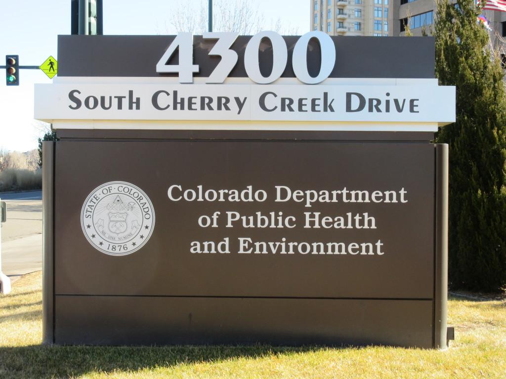 Colorado Department of Public Health